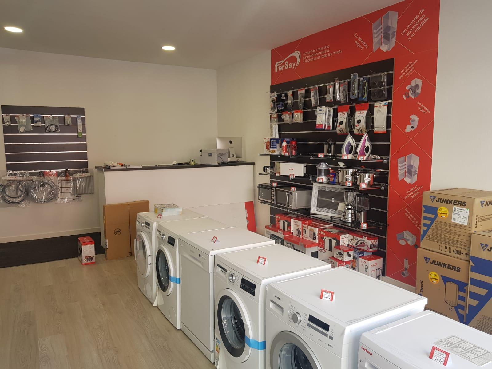 reparacion neveras y lavadoras en Tenerife